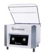 sipromac vacuum packaging machine, table top Model 300
