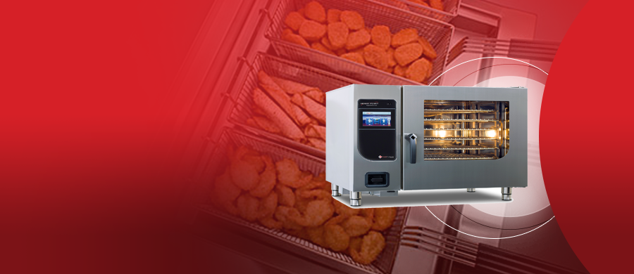 Henny Penny combi oven
